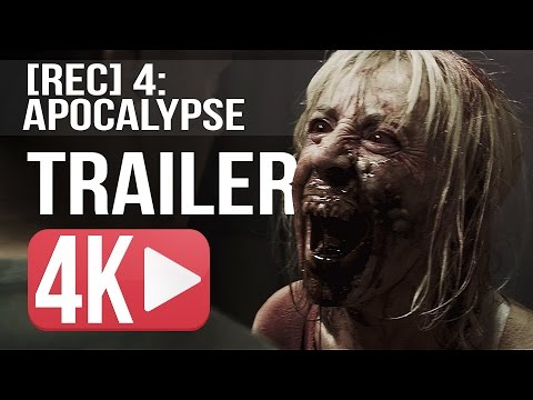 REC  4  Apocalypse Official Trailer 2014 HD   4K Poster