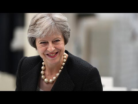 euronews (in English): Why is Theresa May in Northern Ireland? Euronews Answers