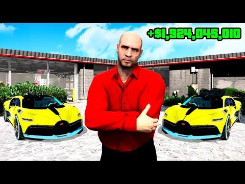 PLAYING as SIMEON in GTA 5!
