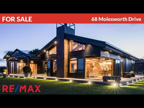 A Grand Designs NZ Favourite! 68 Molesworth Drive, Mangawhai