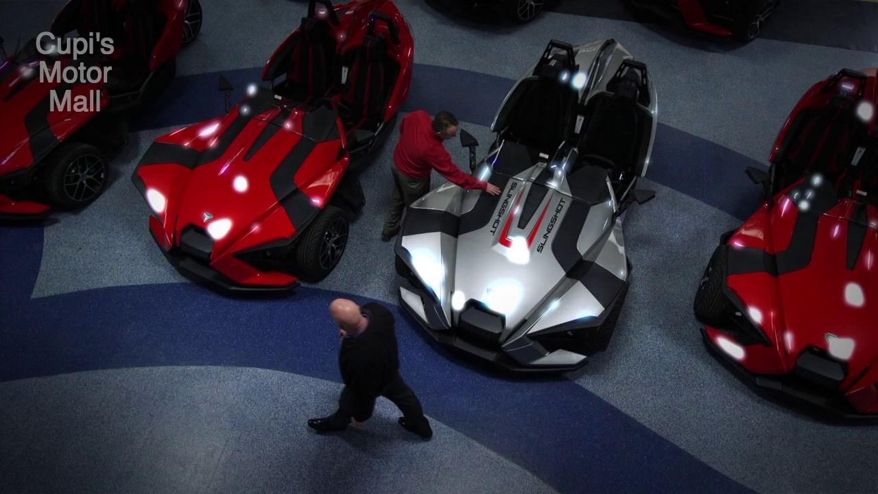 Cupi's Motor Mall - Offering New & Used ATVs, UTVs