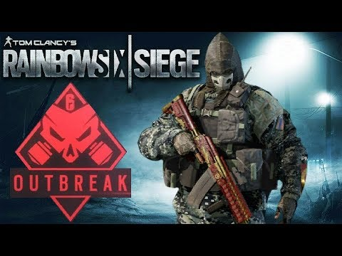 """What Its Like Playing Rainbow Six's Outbreak.  (Featuring Exitium's """"Mexecutioner."""""""