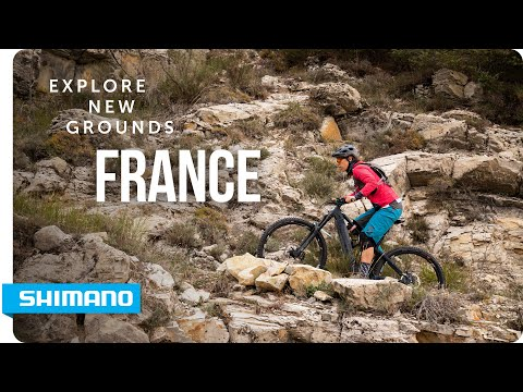 French Mediterranean e-MTB route with Mary Moncorgé | SHIMANO from YouTube · Duration:  4 minutes 27 seconds