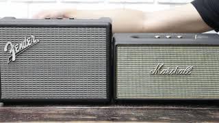 Fender(先)V.S Marshall