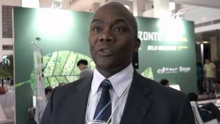 James Nxumalo, Mayor of eThekwini Municipality, Durban, about Rio+20 and resilient cities