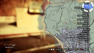 GTA 5 - All Store Locations On GTA 5 Robbing Stores