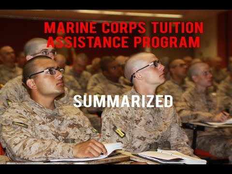 MCTAP and FAP: How the Marine Corps can Help You Pay for School.
