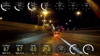 Android Torque Pro test - Mitsubishi Galant Avance V6