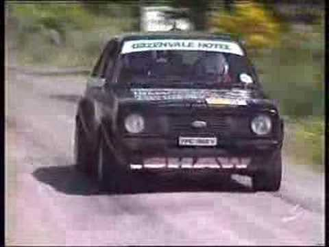 Donegal International Rally 2000 (National Section 1/2)