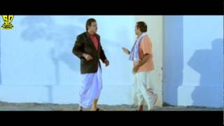 Brahmanandam, AVS Very Funny SCene | Dharmachakram | Venkatesh | Nayanatara