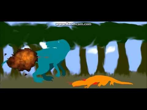 Venenosuchus Rampage