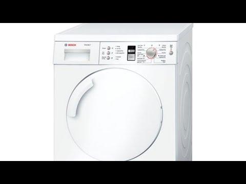 bosch condensation dryer won t start youtube rh youtube com Manuals in PDF Instruction Manual Book
