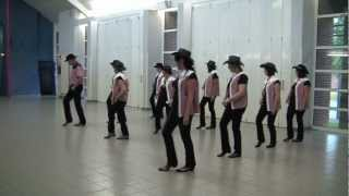 THE HEARTBREAKER - NEW SPIRIT OF COUNTRY DANCE - line dance
