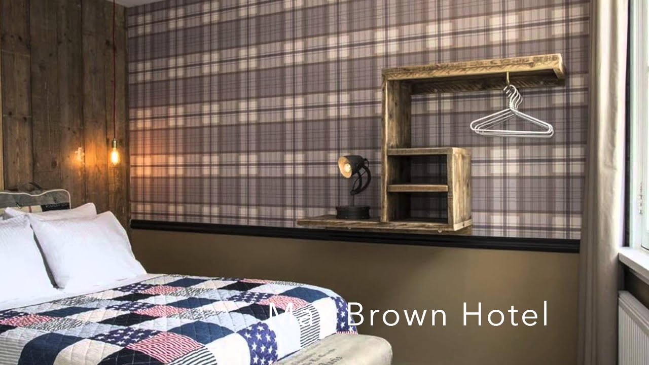 cool quirky and unusual hotels in amsterdam youtube. Black Bedroom Furniture Sets. Home Design Ideas