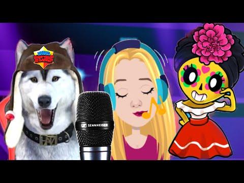 IMITAM VOCILE BRAWLERILOR Din BRAWL STARS !