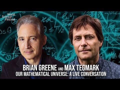 Our Mathematical Universe: Brian Greene & Max Tegmark