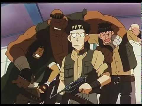 Trigun - Episode 5 (English Dubbed)