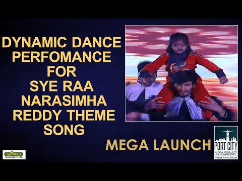 Dynamic Dance Perfomance For Sye Raa...