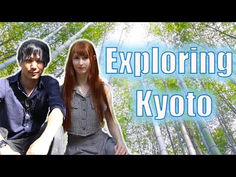 Exploring Kyoto with Rachel & Jun