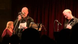 Pere Ubu play The Road Trip of Bipasha Ahmed live (HD) at Bush Hall, London 23.04.2013