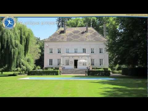Unique 19th century property in Côte d'Or