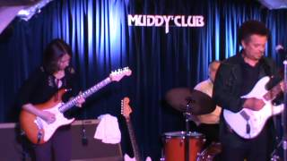 Al Jones Bluesband live in Muddy's Club Weinheim