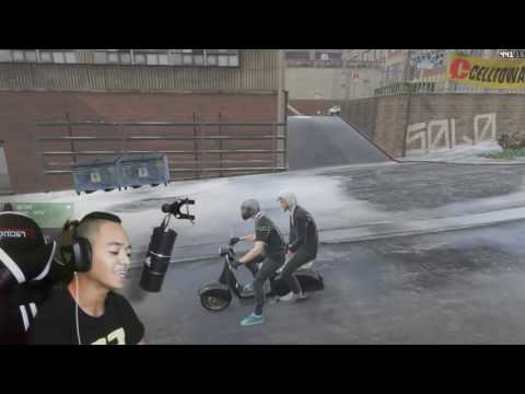 GTA V - Rezaoktovian 3 idiot (NGAKAK)