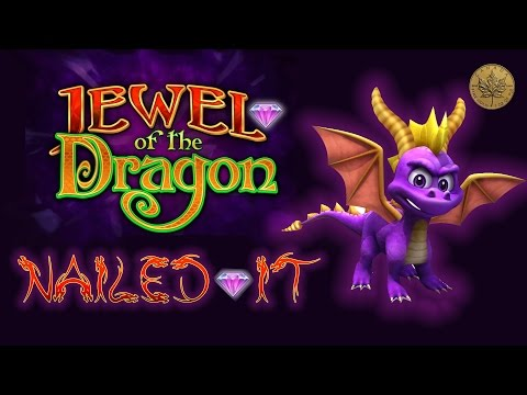 NAILED IT! Jewel of the Dragon - 2c denom - Slot Machine Bonus