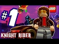 Lego Dimensions - Knight Rider World Part 1 - Silcon Valley Gameplay video