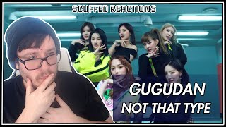 gugudan(구구단) - 'Not That Type' Official M/V | First listen r…