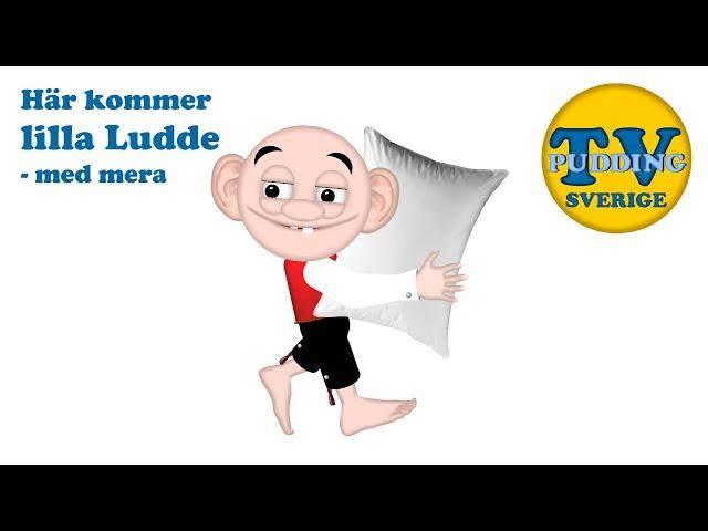 Här kommer lilla Ludde - med mera | Svenska barnsånger
