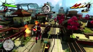 """Sunset overdrive   """"METALION"""""""