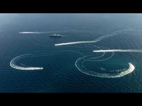 Катера  ФСБ России  обстрел, таран и захват украинских катеров у берегов Крыма