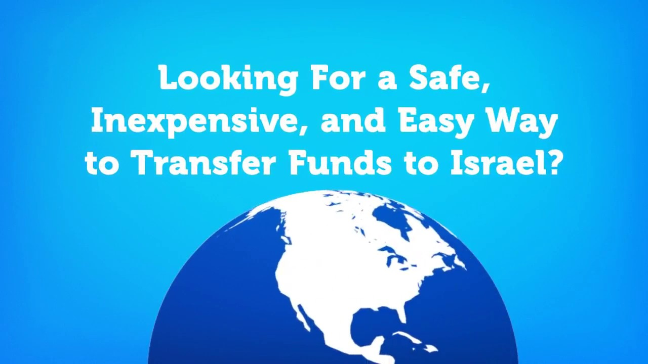 Send Money To Israel With Safety And Convenience Using The Aaci Currency Exchange Program