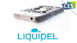 First Look_ Liquipel 2.0 (Watersafe your Phone)