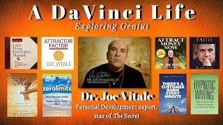 Dr. Joe Vitale from The Secret visits A DaVinci Life