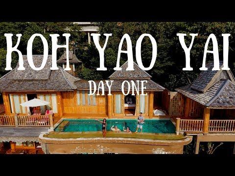 KOH YAO YAI (Royal Grand Pool Villa, Santhiya Resorts & Spas)