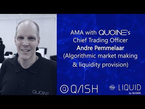QUOINE - How advanced is the Liquid platform?