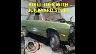 Ford 8.8 swapping Mopar A body