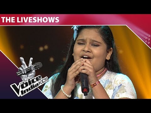 Sneha Shankar Performs On Tu Kitni Achhi Hai | The Voice India Kids | Episode 20