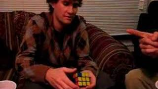 eggnog: rubiks cube