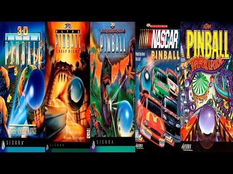 Jogos Com Pouca Fama #9 - Franquia: 3D Ultra Pinball