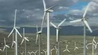 Crazy windmills
