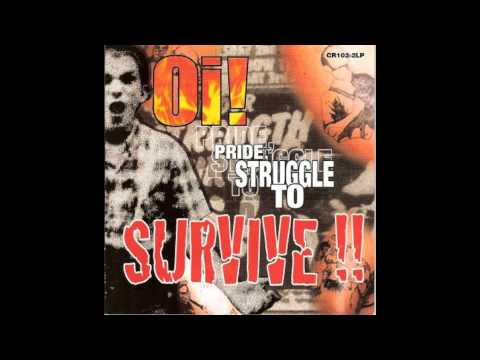 The Maniacs - Strength Of Oi!