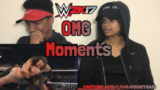 Download Video WWE Top 100 OMG Moments of 2017 REACTION!! MP3 3GP MP4