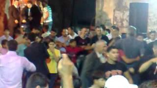 الفنان احمد ابو صاع.. حفلة جيوس مقطع دبكه شعبيه 2010.mp4