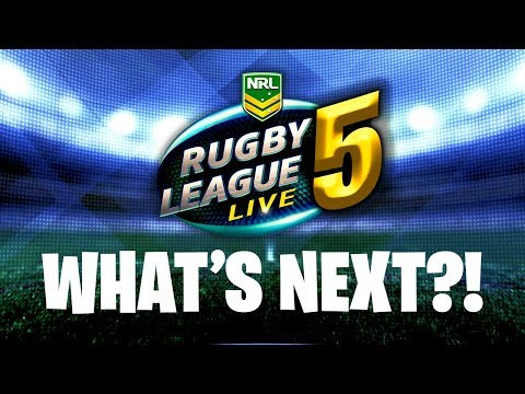 Rugby League Live 5 News | Will We Get A New NRL Game?!