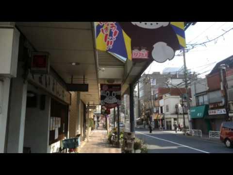 JAPANTRIP 「Morishita Town」Koto-ku, Tokyo【江東区森下町】