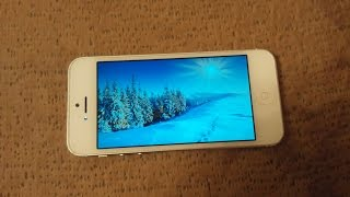 видео Почему iPhone, iPad, iPod разряжается и выключается на холоде? Как спасти устройство? Советы!