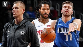 Dallas Mavericks vs Detroit Pistons - Full Game Highlights | October 9, 2019 | 2019 NBA Preseason